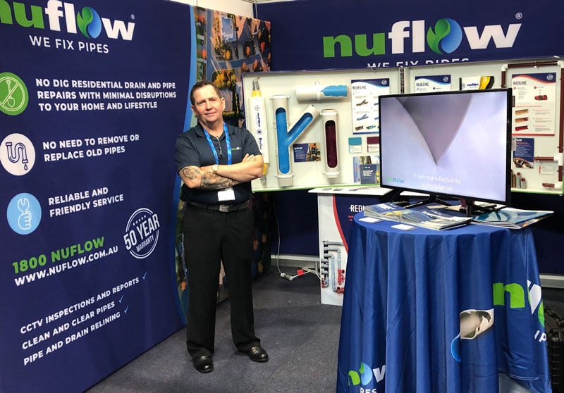 Nuflow and the Water Industry