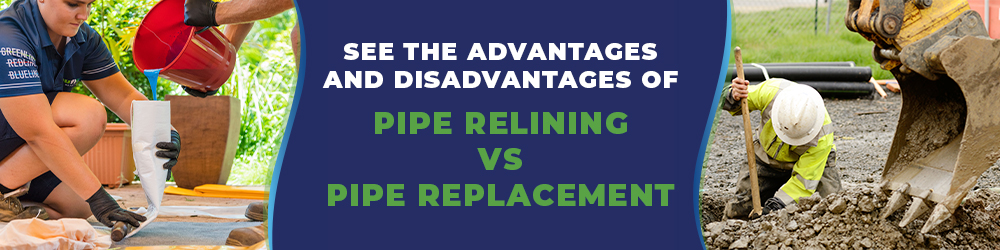 Sewer Pipe Relining vs Replacement