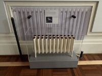 Warming Old Parliament House – A unique repair to iconic radiator heaters (Case Study)