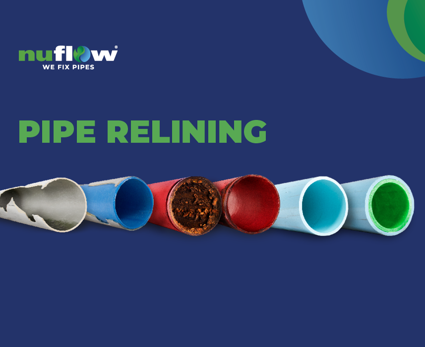 What is pipe relining, and how does it work?